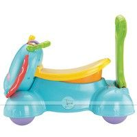 Фото Ходунки-слоник 3 в 1 Fisher-Price