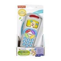 Фото Умный пульт Fisher-Price на украинском и английском DLM07-1