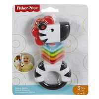 Фото Погремушка Fisher-Price Зебра FWH54-4
