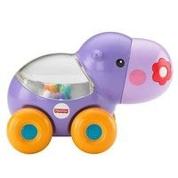 Фото Бегемотик с шариками Fisher-Price BGX29-2