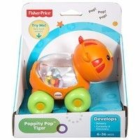 Тигренок с шариками Fisher-Price BGX29-4