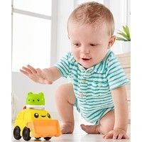 Игрушка Fisher-Price Зверушка в машине FVC74-3