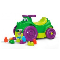 Фото Машинка-крокодил Mega Bloks Fisher-Price 26 деталей GFG22
