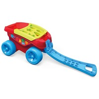 Візок-каталка Fisher-Price Mega Bloks